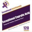 Exceptional Caprylic Acid (120)
