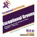 Exceptional Greens - Chocolate (30svg)
