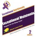 Exceptional Melatonin Liquid (2oz)